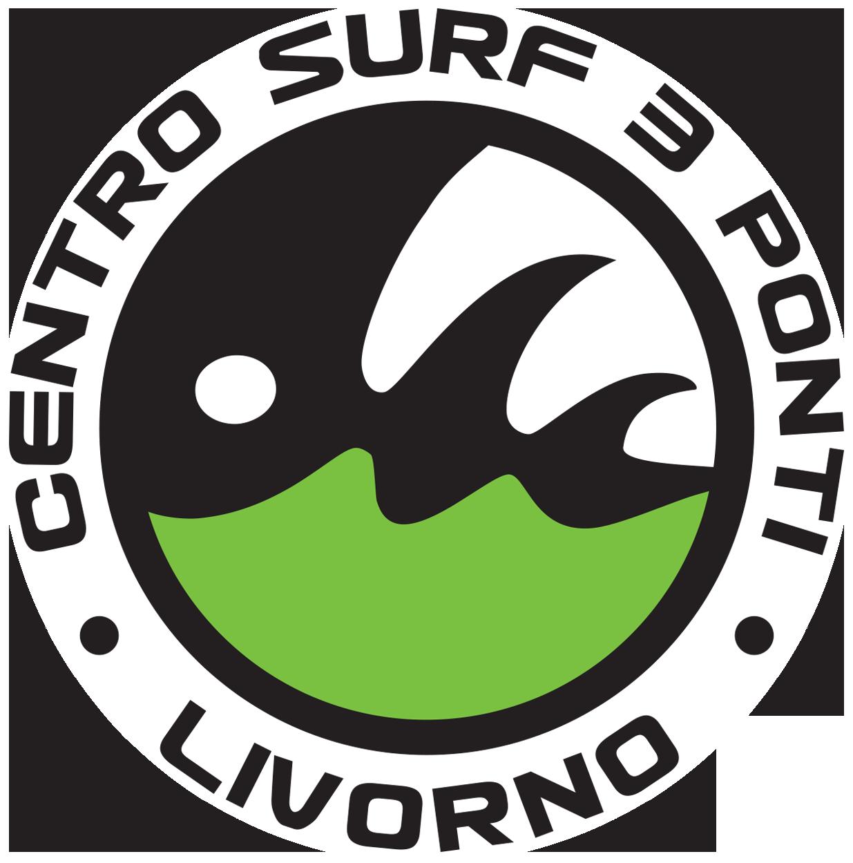 Logo Centro Surf 3Ponti Livorno