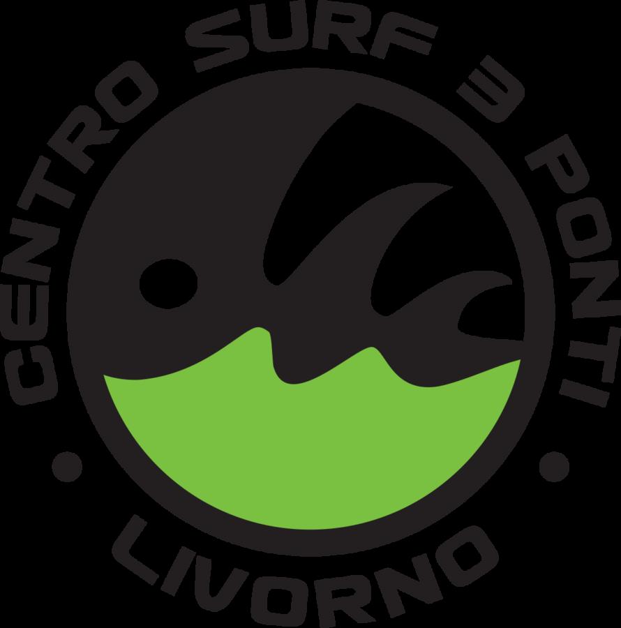 Logo Centro Surf 3 Ponti Livorno