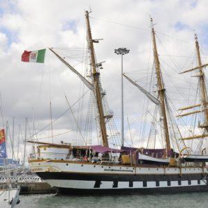 (Settimana Velica Internazionale - Livorno - Nave Palinuro)