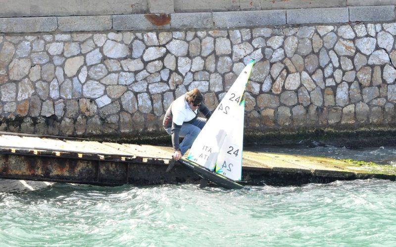 (Settimana Velica Internazionale - Livorno - Regata Marblehead)