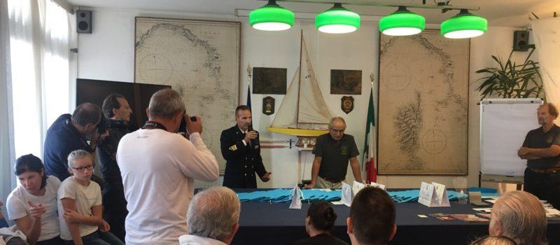 La SVI al XIII Raduno Vele storiche di Viareggio