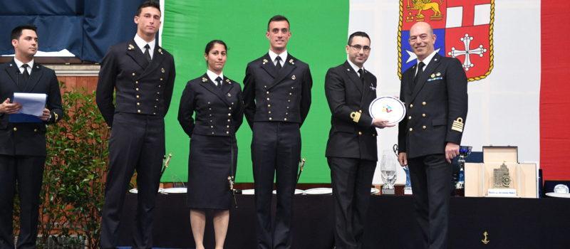 Cerimonia di Premiazione della SVI18